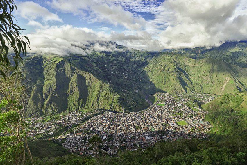 Ecuador picture flights
