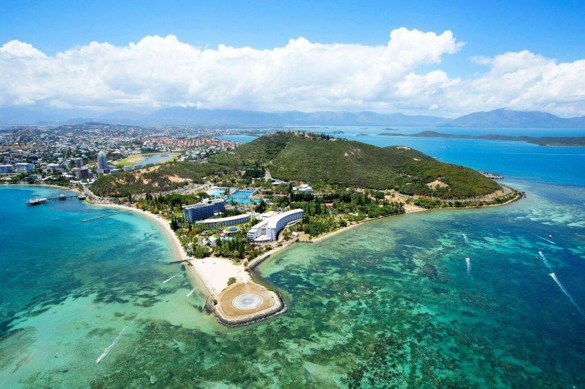 New Caledonia airports