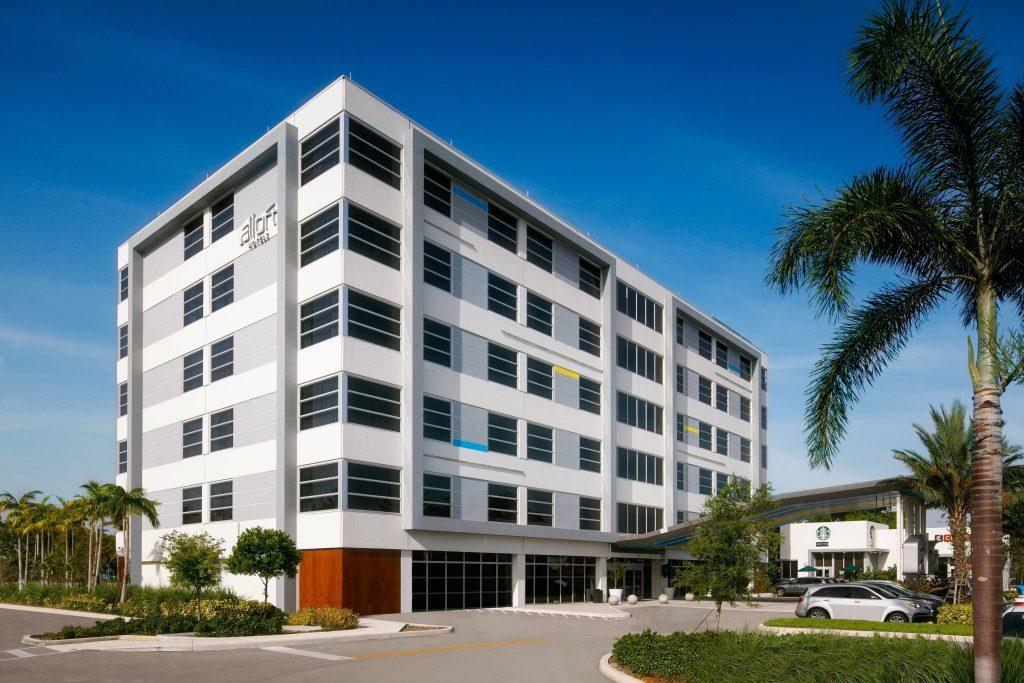 Aloft Miami Airport Hotel