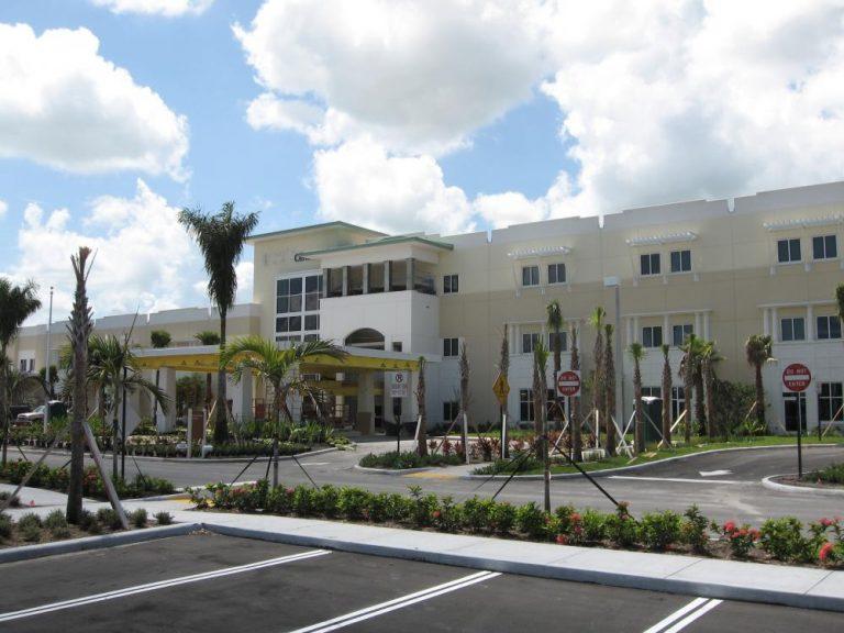Belle Glade in Florida