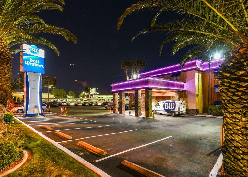 Best Western Hotel Las Vegas MCCARRAN Airport