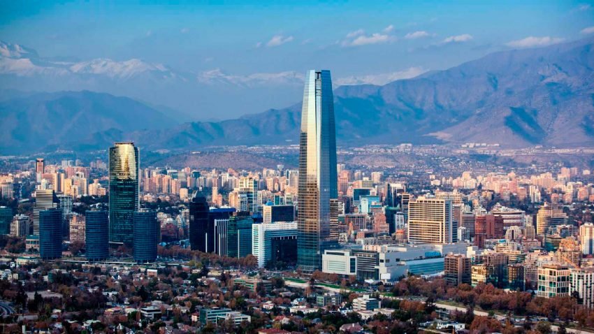 Chile South America