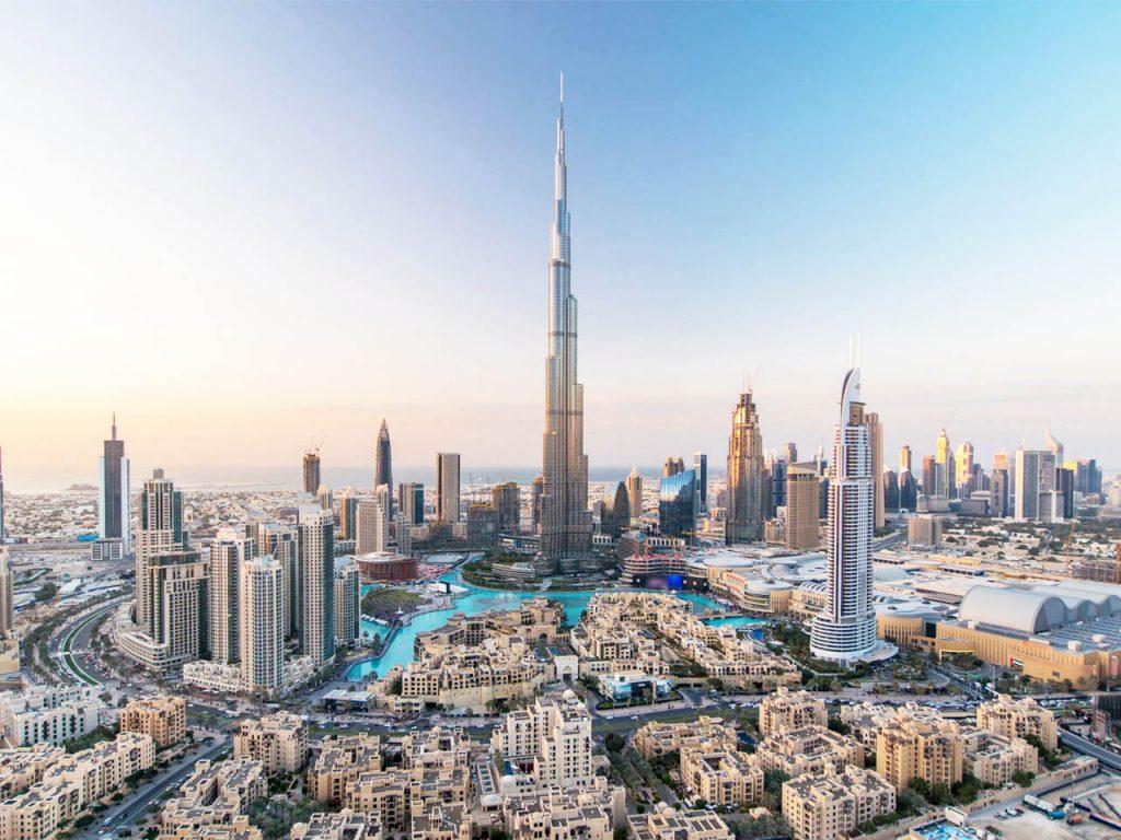 Dubai car rental