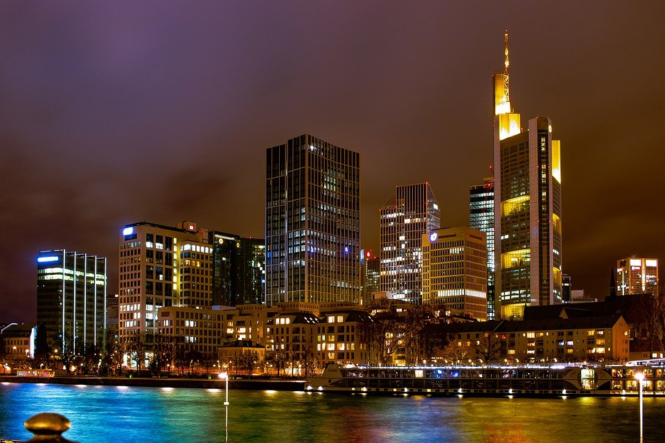 Frankfurt German city