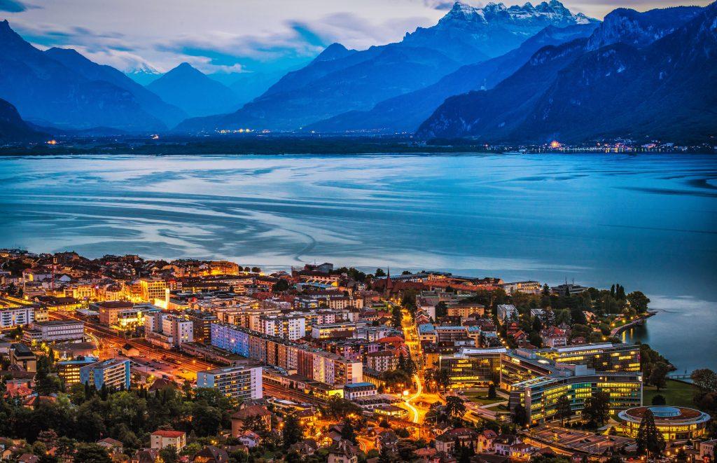 Geneva in Switzerland picture