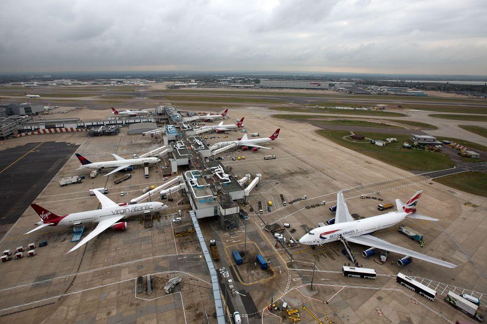 Heathrow Airport London United Kingdom