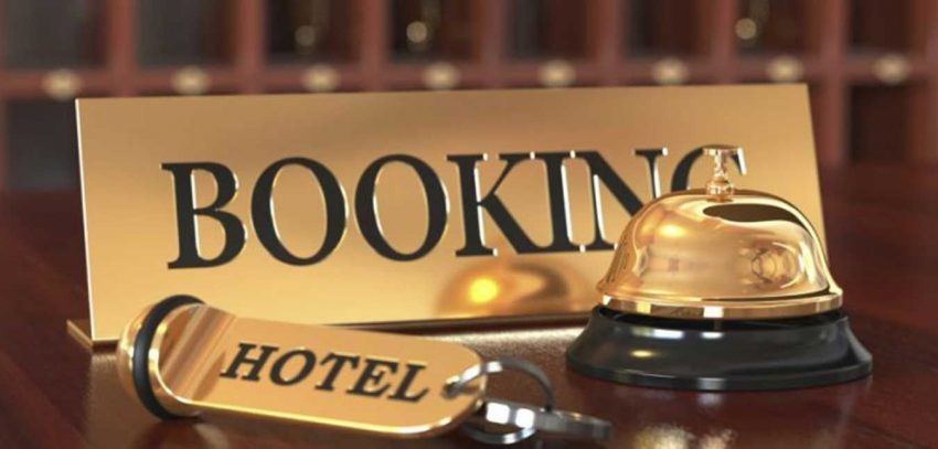 Hotel booking reservation