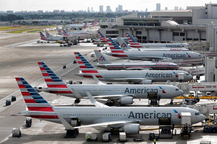 United States airports the largest
