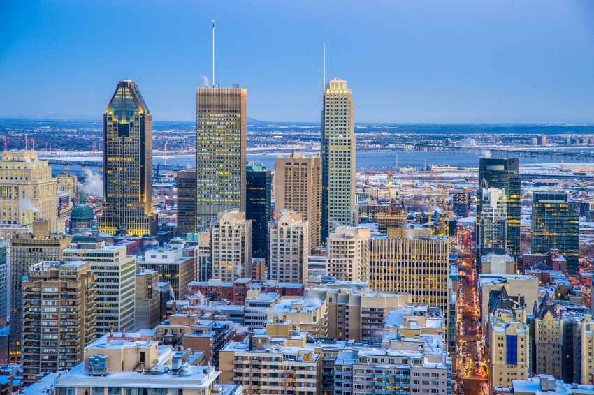 Quebec Canada Montreal