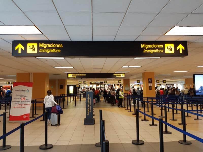 South America airport. Lima International Airport – Jorge Chávez International Airport