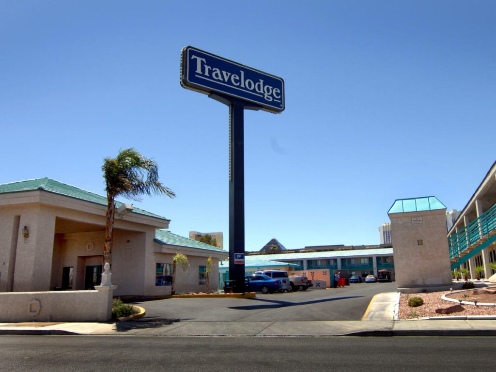 Travelodge by Wyndham hotel near airport in Las Vegas