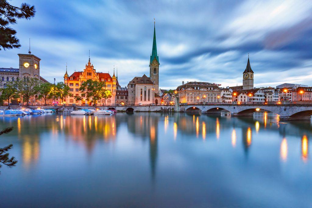 Zurich Switzerland city picture