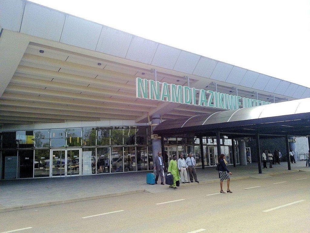 Abuja - Nnamdi Azikiwe International Airport Nigeria