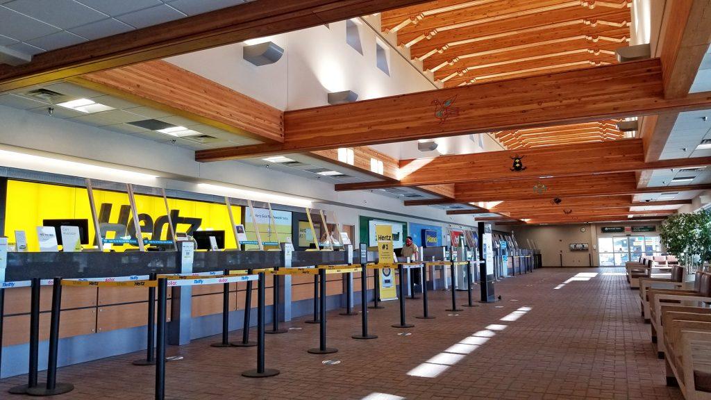 Albuquerque Airport New Mexico