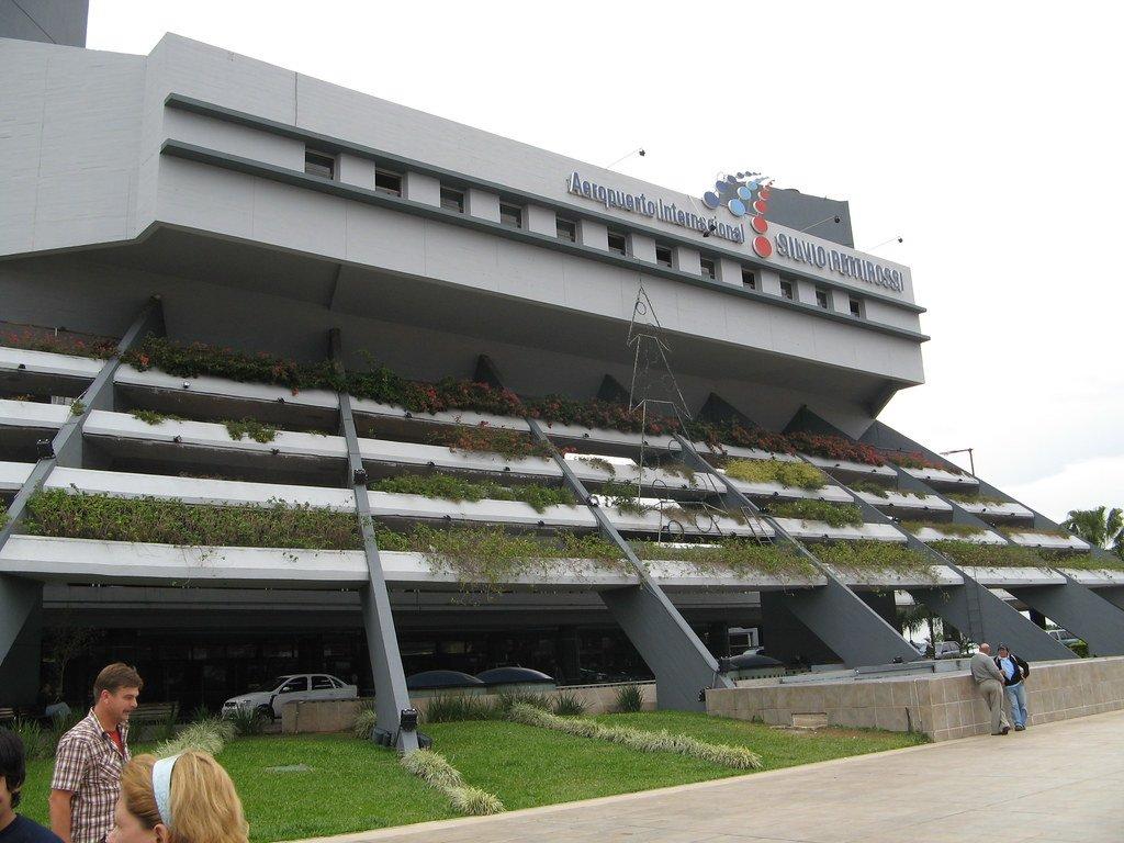 Asuncion Airport Paraguay