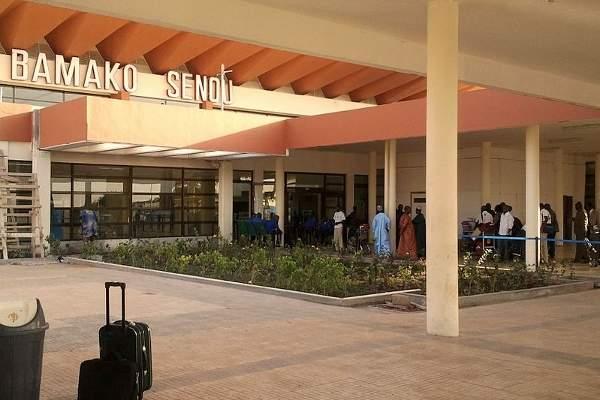 Bamako Airport Mali