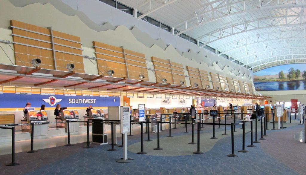 Boise Airport Idaho