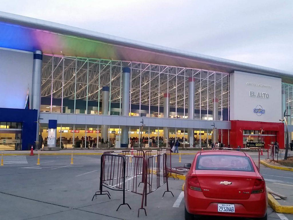 La Paz Airport - El Alto International Airport - Bolivia