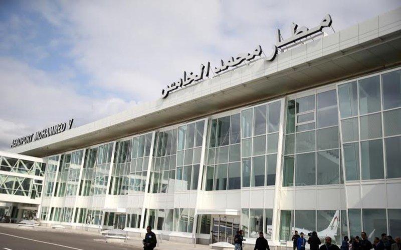 Casablanca Airport in Morocco