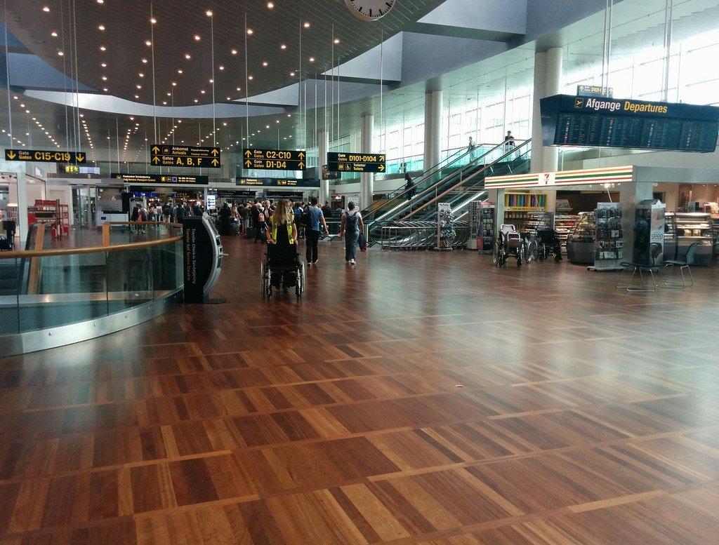 Denmark Airports