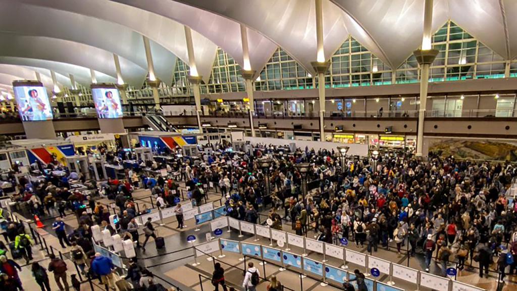 Denver Airport Colorado