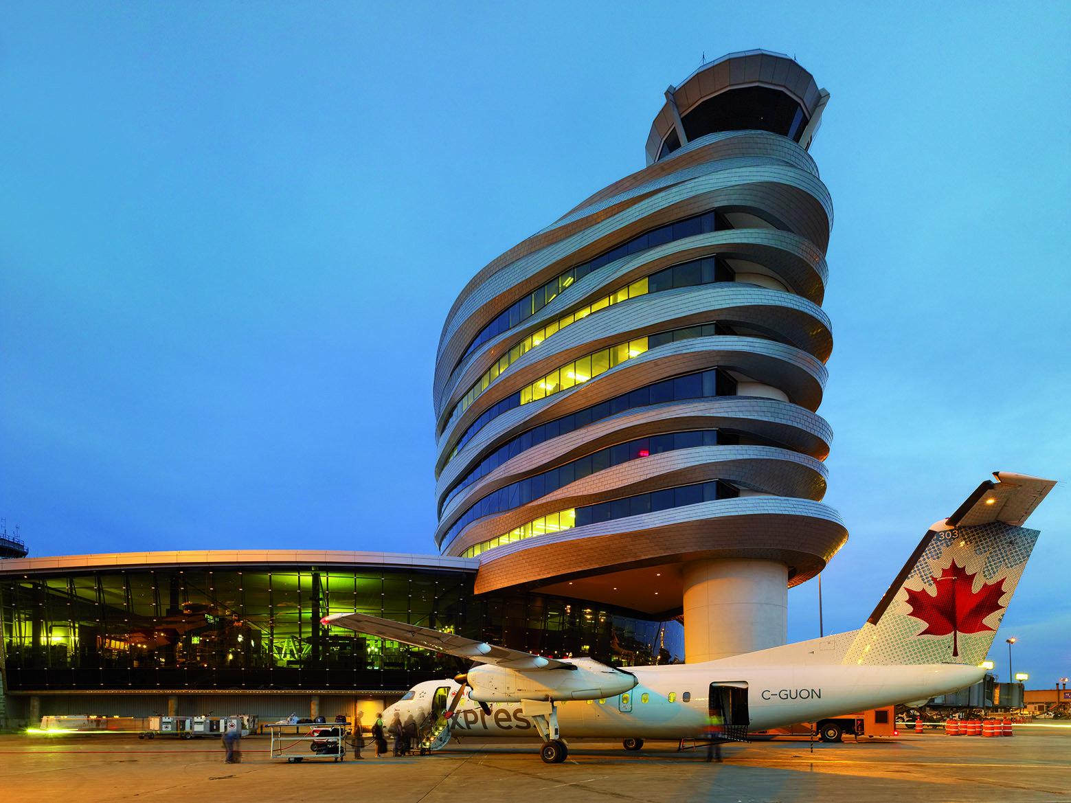 Edmonton Airport Alberta Canada