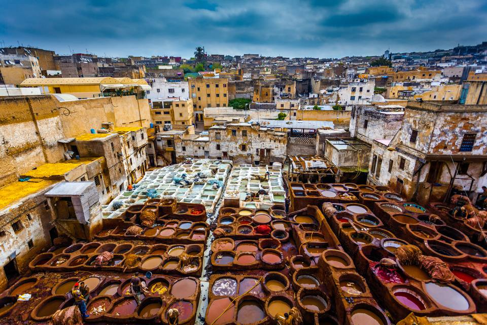 Fes in Morocco