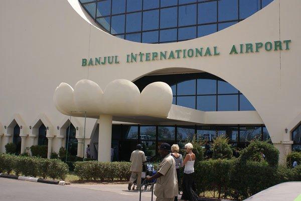 Banjul International Airport Gambia