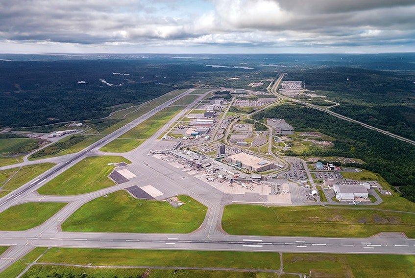 Nova Scotia Airports Halifax Airport