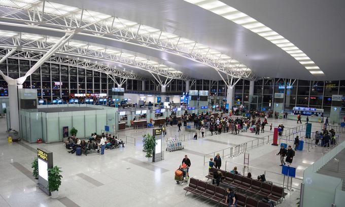 Hanoi Airport Vietnam