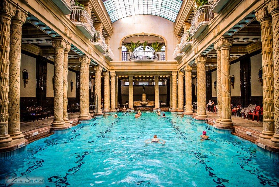 Hungarian hot springs
