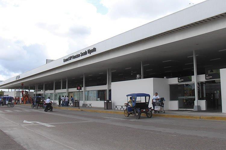 Iquitos Airport Peru