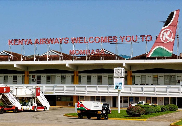 Mombasa Airport Kenya