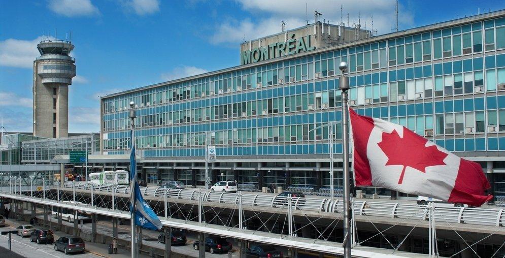 Montreal Airport Canada Quebec