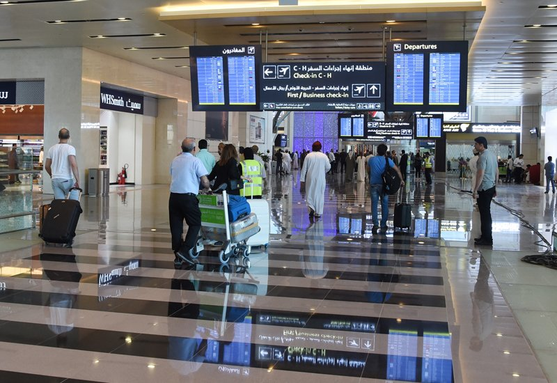 Muscat Airport Oman