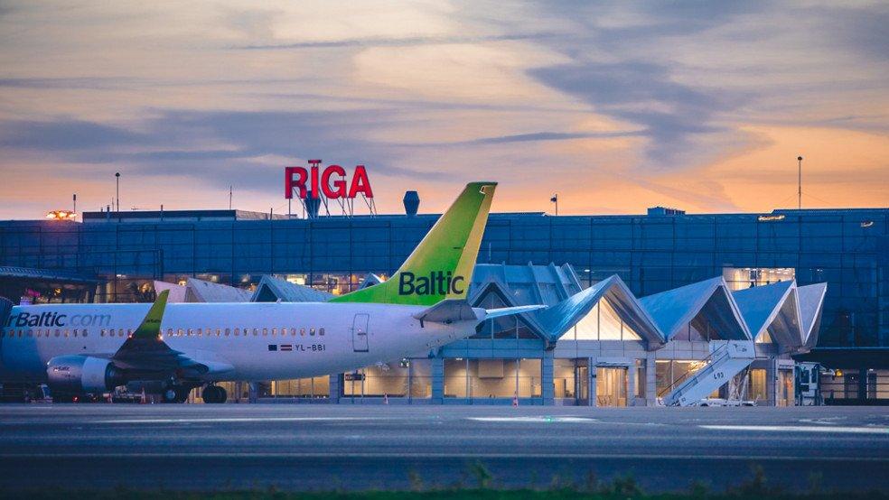 Riga Airport Latvia