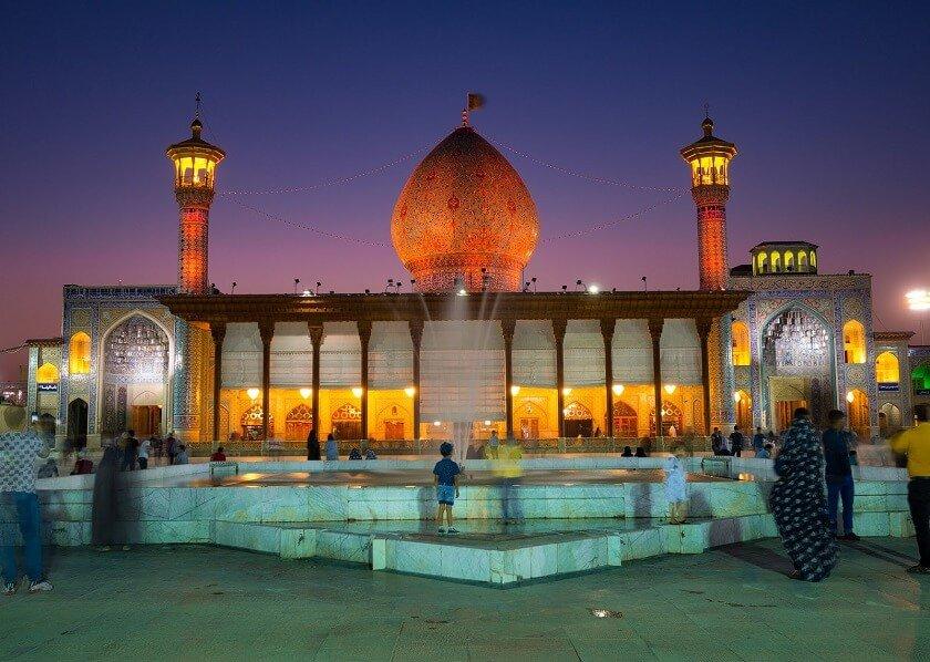 Shah Cheragh Shrine Iran