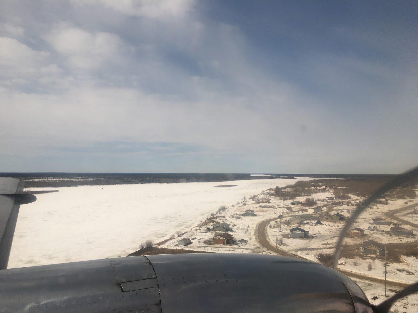 Shamattawa-Airport-Manitoba-Canada