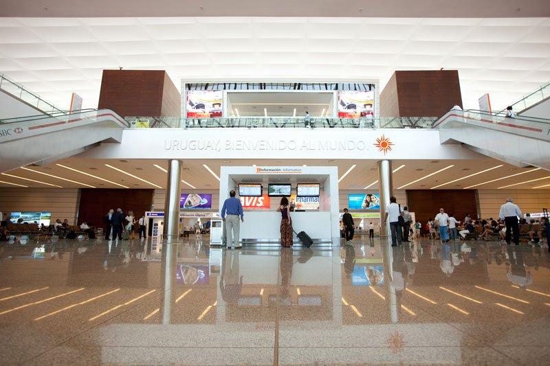 Montevideo Carrasco Gral. Cesáreo L. Berisso International Airport