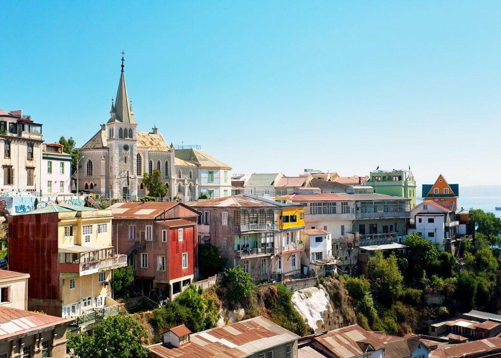 Valparaiso in Chile