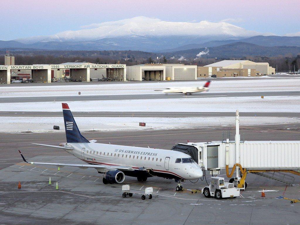 Burlington Airport Vermont