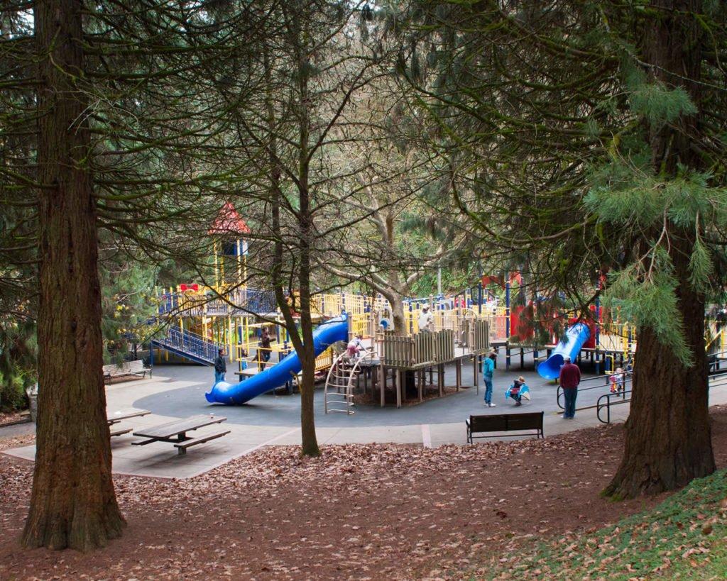 Washington Park in Portland - Oregon picture